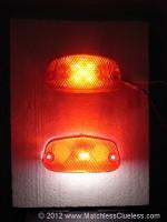 LED rear light comparison