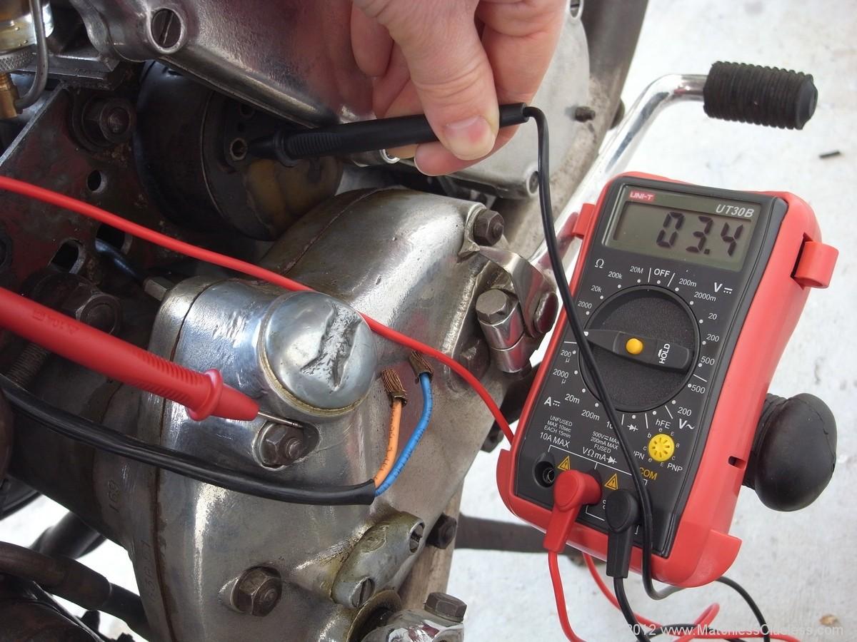 E3N Solid State 12V DYNAMO DC Positive Earth Regulator E3L
