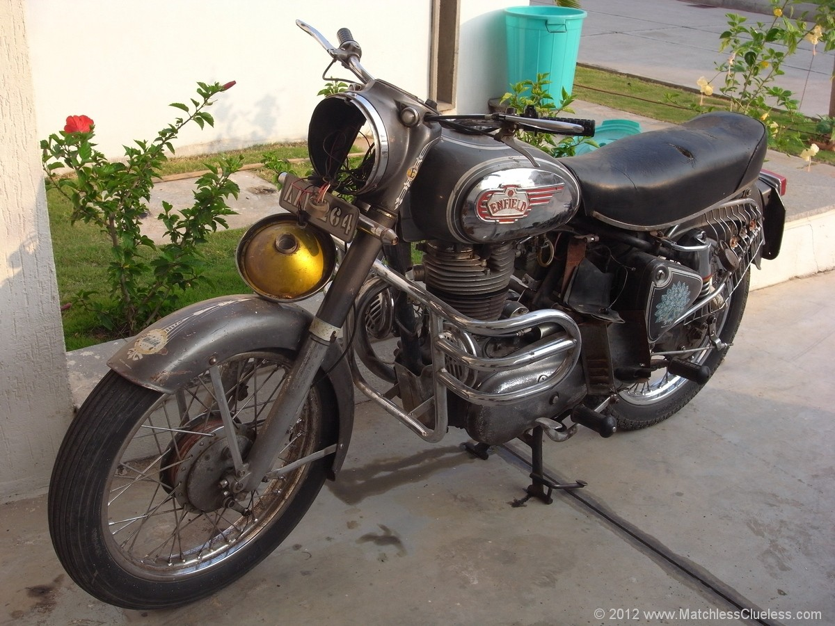 How To Convert A Classic Bike From 6 12 Volts Matchless Clueless Wire Diagram 1977 Kawasaki 650 I