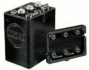 How does the Lucas dynamo charging system work ...