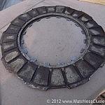 My worn B52 friction plates