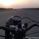 Last ride in India 3