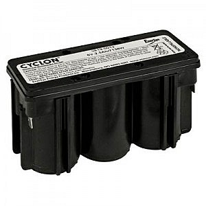 A Cyclon 0809-0012 6v 5Ah battery