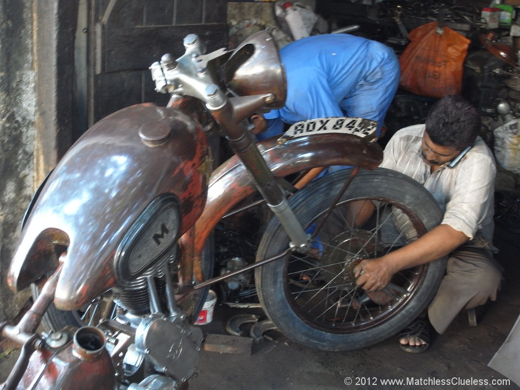 Parts And Servicing In India Matchless Clueless