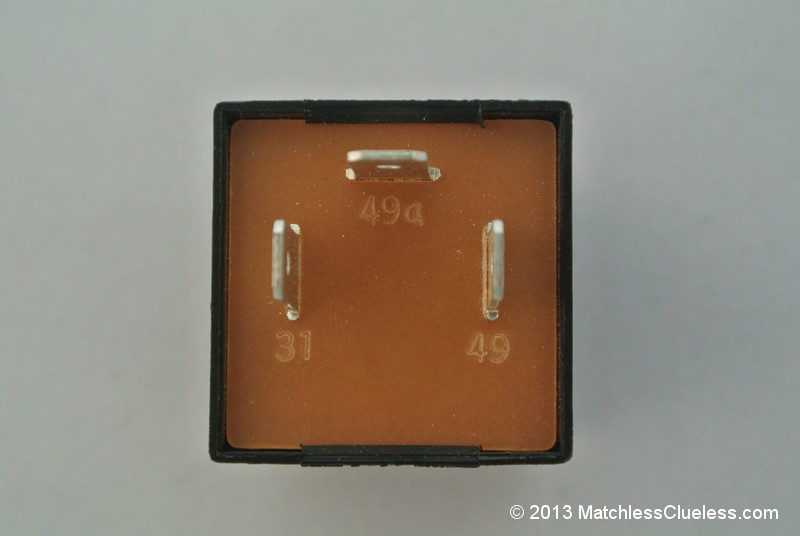Led Compatible Indicator Flasher Unit For Triumph