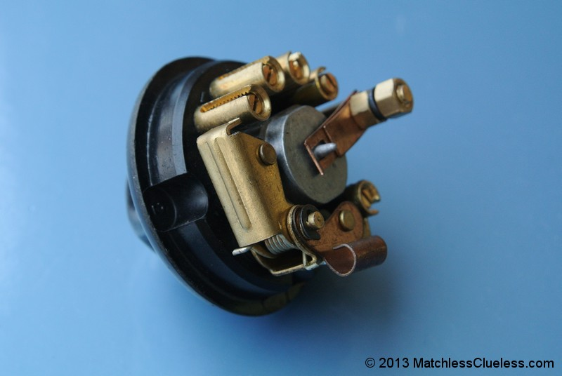 Lucas U39 Lighting Switch Matchless Clueless