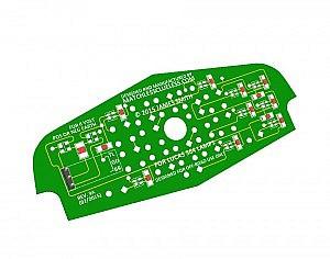 New 6 volt Lucas 564 LED board