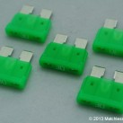 30 Amp ATO blade fuses (pack of 5)