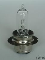 6v halogen headlamp bulb (BPF/P22D/P36D)