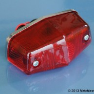 Lucas 525 tail lamp